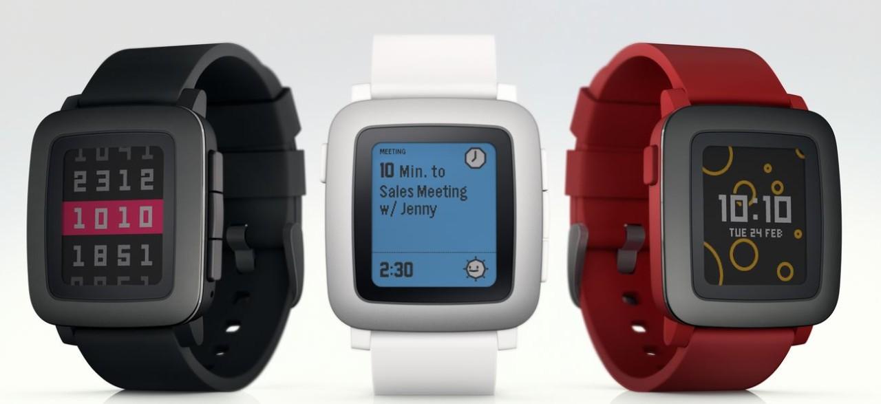 Pebble Time's Kickstarter campaign ends after raising $20 million