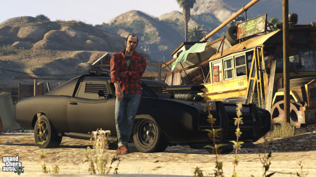 GTA V's hilarious anti-cheating method for illegal cars will blow you away