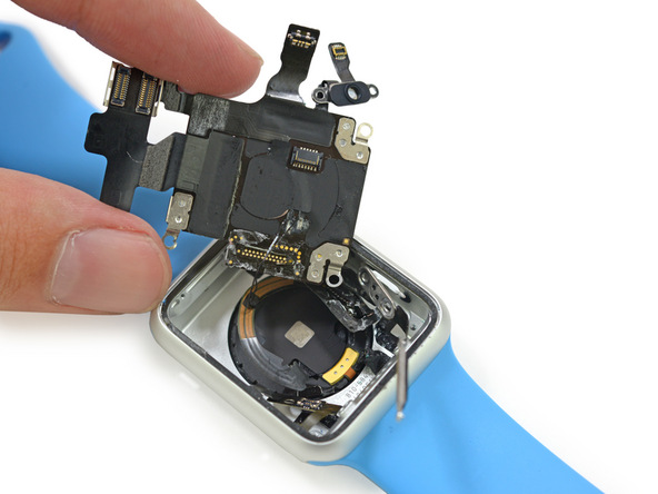 Apple Watch powered by 28nm Samsung processor