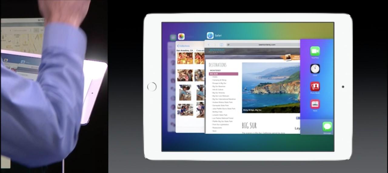 Apple introduces multitasking for iPad