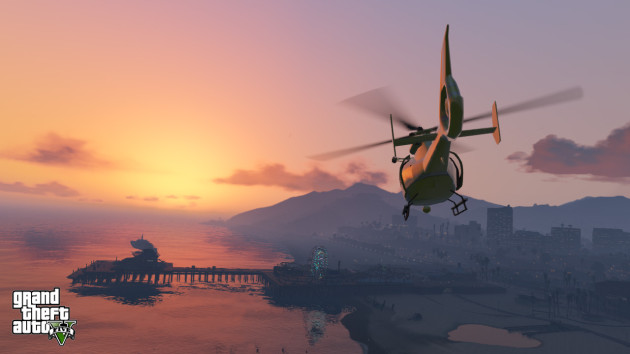 Rockstar Comes Clean About Grand Theft Auto V Soundtrack