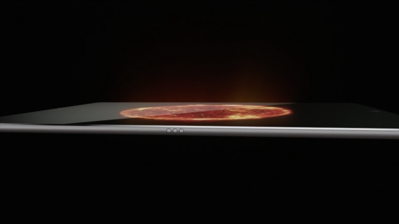 iPad Pro to launch in November, starts at $799