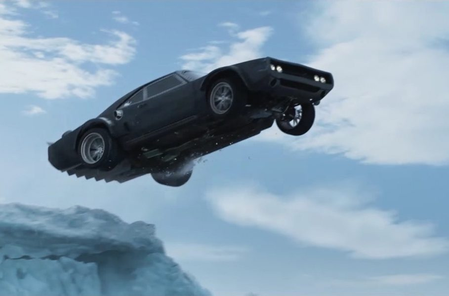 Fate of the Furious Super Bowl spot sparks a new rivalry