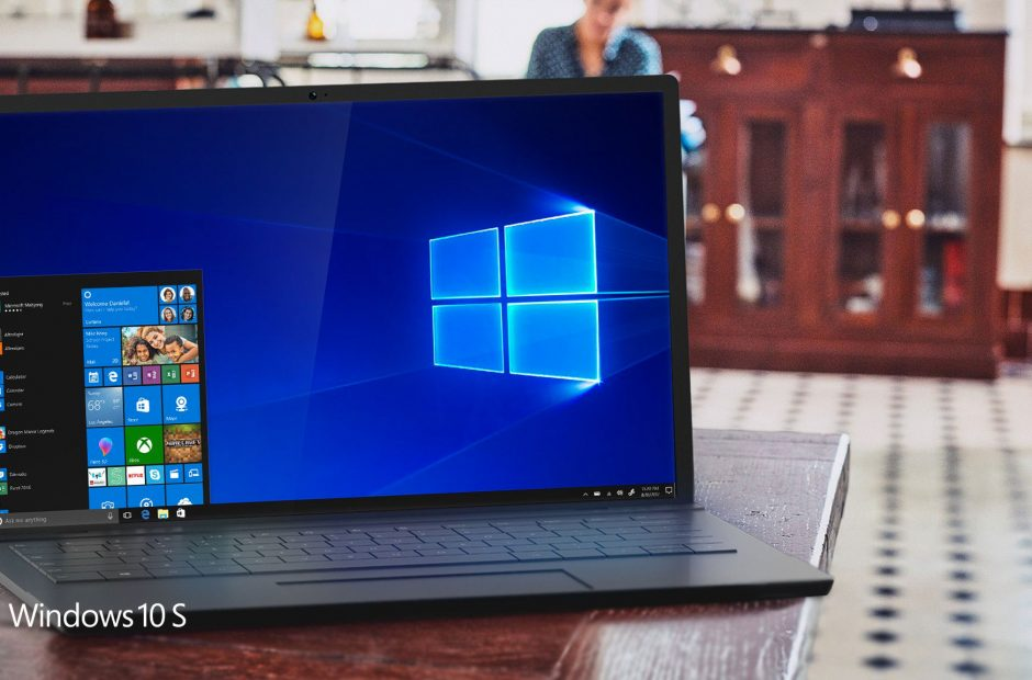 Microsoft announces Windows 10 S to ease teaching in schools