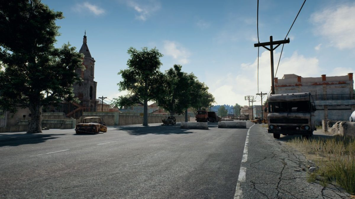 Check out the newest map coming to PlayerUnknown's Battlegrounds