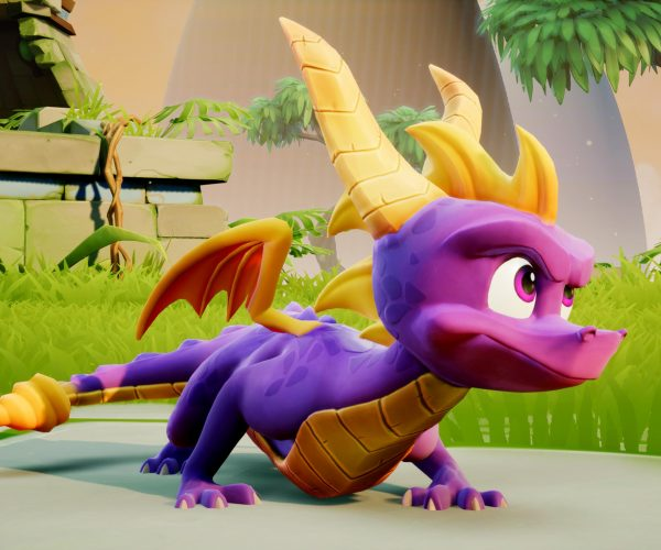 Spyro Reignited Trilogy remakes the first three games in one nice bundle